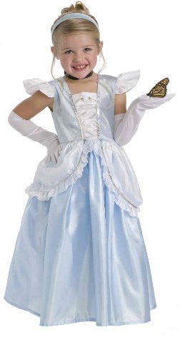 "Cinderella Med 3-5 yrs, child 4, 32"" total length"