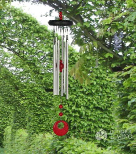 Chakra Chime Red Coral
