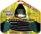 Gorilla Strength Laces - Youth 96 Inches