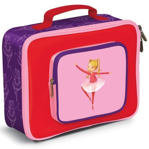 Crocodile Creek Ballerina Kids Lunch Box (Color: Ballerina)