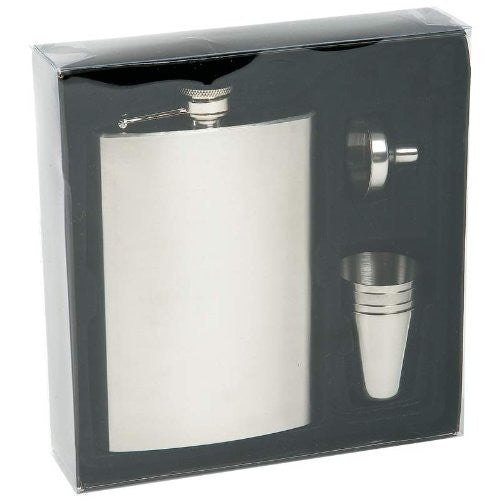 6PC FLASK SET