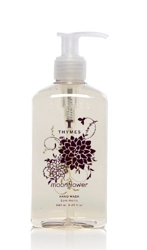 Thymes Hand Wash, Moonflower, 8.25-Ounce Bottle