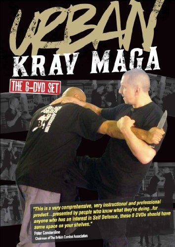 Urban Krav Maga 6-DVD Box Set