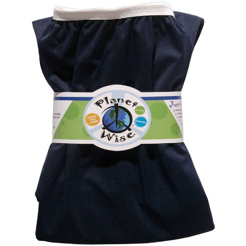 Planet Wise Diaper Pail Liner (Color: Navy)