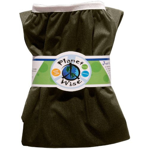 Planet Wise Diaper Pail Liner (Color: Olive)