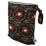 Planet Wise Wet/Dry Diaper Bag (Color: Outer Space)