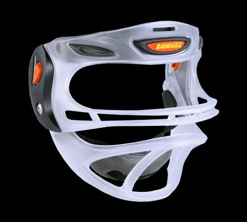 FULLY ADJUSTABLE SPORTS SAFETY MASK - Clear
