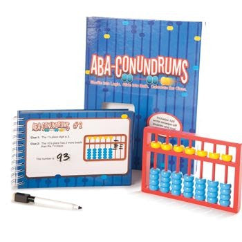 Fat Brain Toys ABA-CONUNDRUMS
