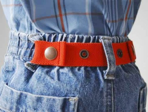 Dapper Snapper Baby & Toddler Adjustable Cinch Belts ~ Many Colors