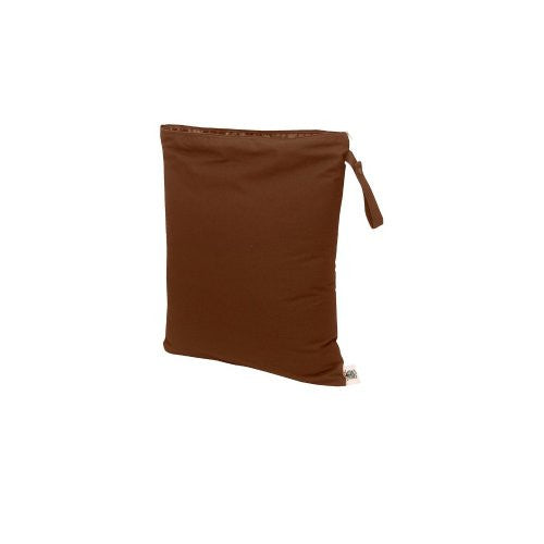 Planet Wise Wet Diaper Bag, Chocolate, Medium