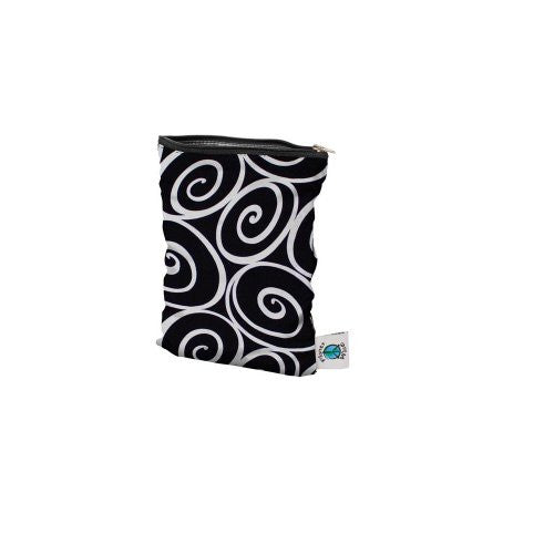 Planet Wise Diaper Wet Bag (Size: Large Color: Midnight Curl)