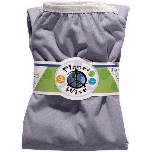 Planet Wise Diaper Pail Liner (Color: Periwinkle)