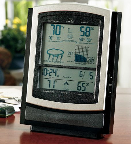 Digital Weather Station with Forecast / Temperature / Humidity / Clock