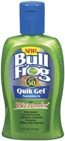 Water Armor Quik Gel SPF50 5oz