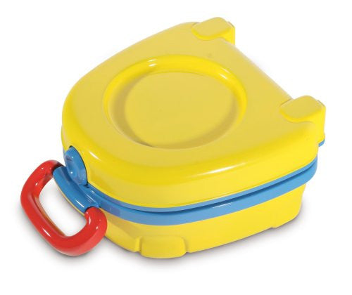 My Carry Potty - Leakproof Portable Child Potty (Color: Yellow)