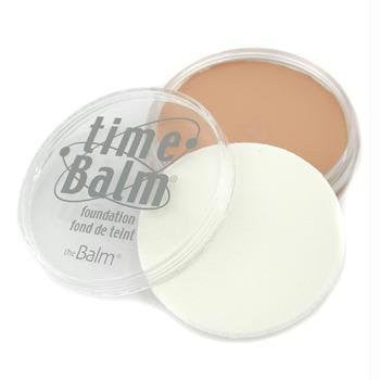 The Balm Timebalm Foundation, Light/Medium, .75 Ounce