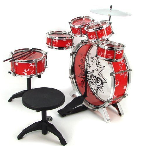 11 pc. Drum Set