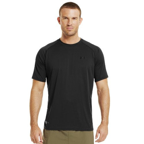 Tactical Tech S/S T-Shirt - Black, Large