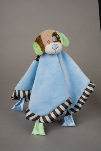 "Blue Dog Snuggler 13"" by Douglas Cuddle Toys"