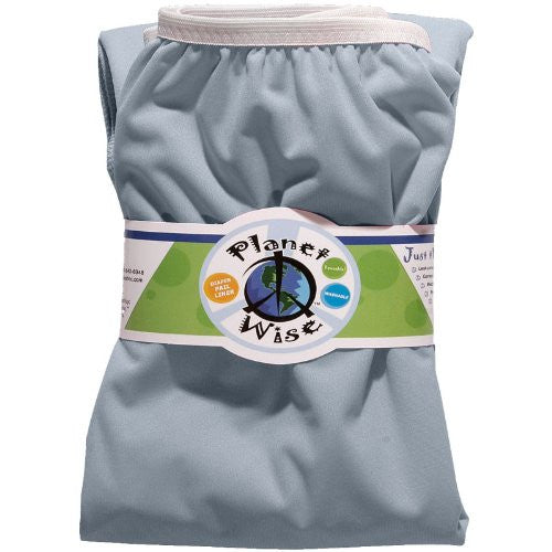 Planet Wise Diaper Pail Liner (Color: Baby Blue)