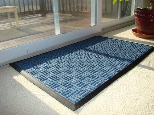 BLUE WATER RETAINER MAT 2' X 3'