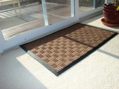 BROWN WATER RETAINER MAT 2' X 3'