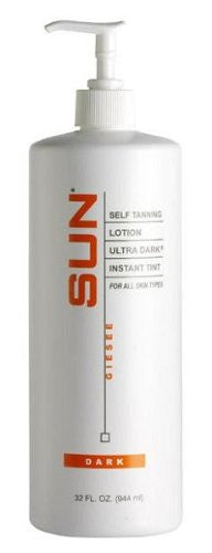 Ultra Dark Self Tanning Lotion 32