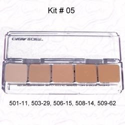 Cinema Secrets Ultimate Foundation Palette (Color: #05)