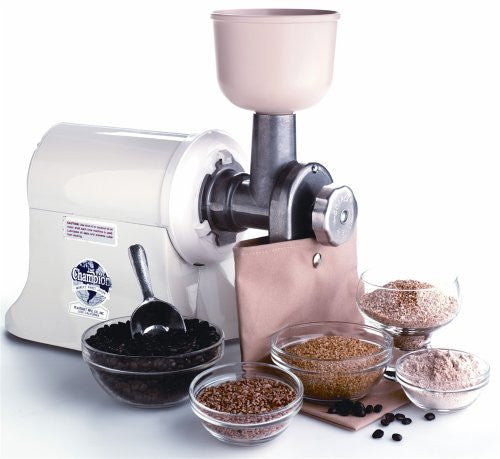 Champion Juicer Grain Mill Attachment Model G-90