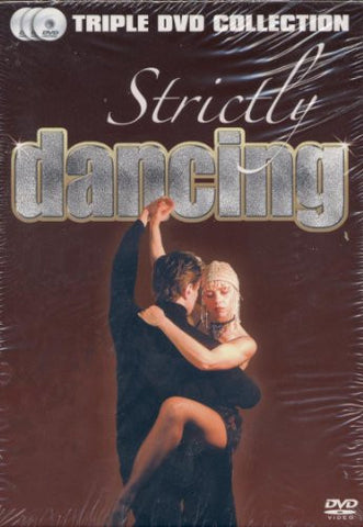 STRICTLY DANCING TRIPLE DVD COLLECTION: SALSA SALSA; ROCK 'n' ROLL and ARGENTINE TANGO - The Tango Milonguero
