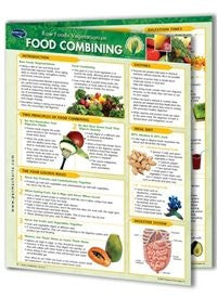 IC-FC, Food Combining Info Chart