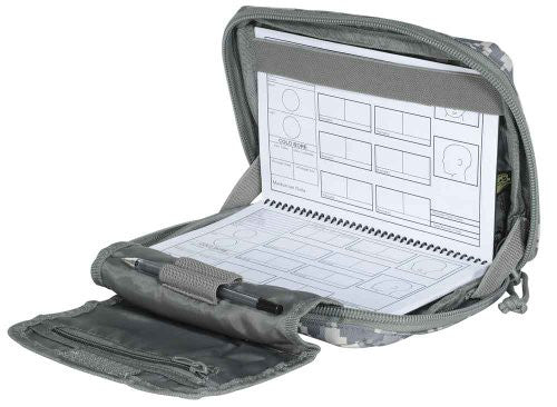 SNIPER'S DATA BOOK HOLDER (Color: Olive Drab)