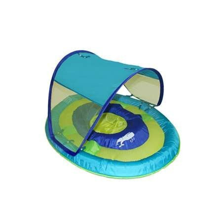 Baby Spring Float Sun Canopy Assortment - Blue Whale