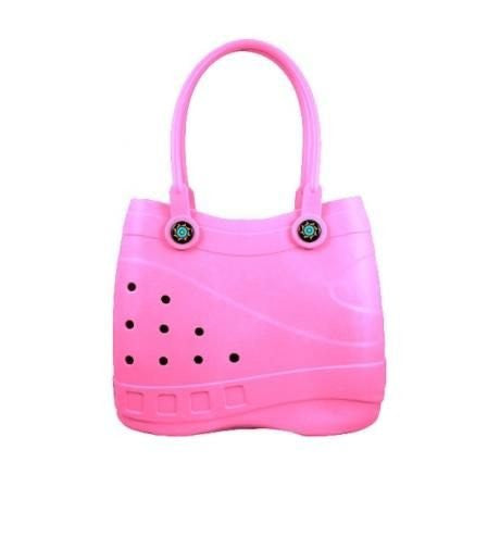 Sol Tote (Large, Pink)