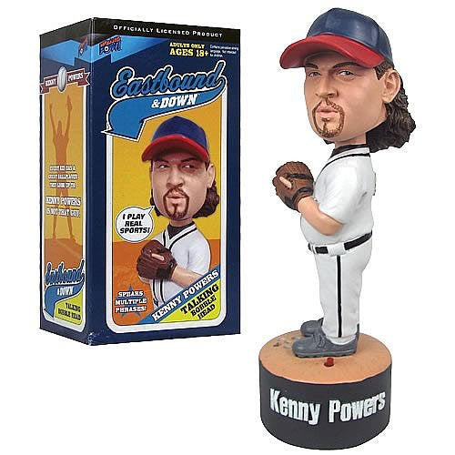 Eastbound & Down Kenny Powers Talking Bobble Head (7 Inch)