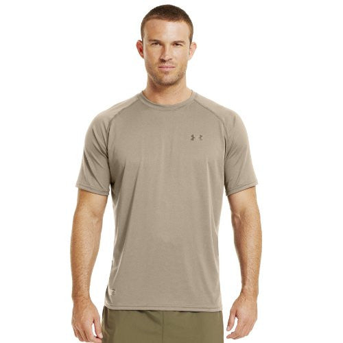 Tactical Tech S/S T-Shirt - Desert Sand, Large