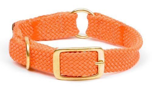 "Center Ring Collar (Color: Orange Size: 21"")"