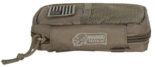 Voodoo Tactical 15-9219 Large Molle BDU Wallet (Color: Coyote Tan)