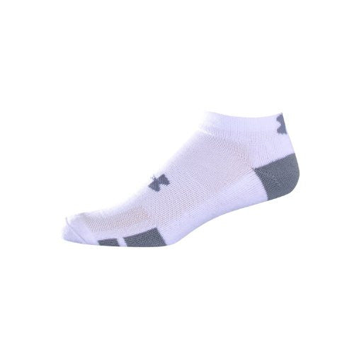 Gold Toe - Heatgear Resistor Lo-Cut Sock - 6pk White, Medium