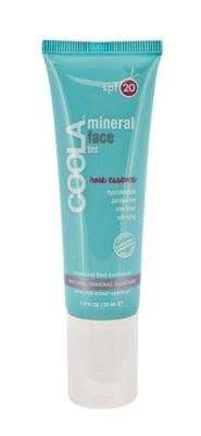 Coola Mineral Face SPF 20 Sunscreen Lotion, Tinted Rose, 1.7 Ounce