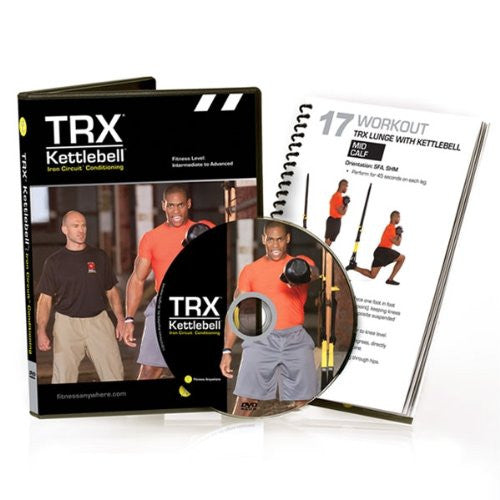 TRX Kettlebell: Iron Circuit Conditioning