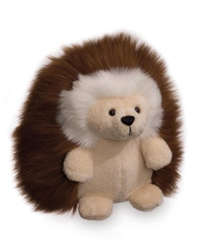 "Ganley the Hedgehog 6"" by Gund - colors may vary"