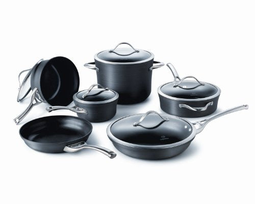 Calphalon Contemporary Nonstick 11 piece Set