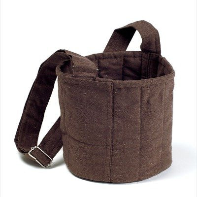 To-Go Ware 2-Tier Cotton Carrier Sling Bag