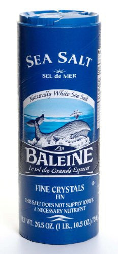 Baleine Sea Salt-Fine - 26oz