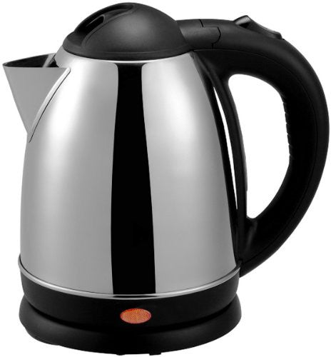 1.5 LITER STAINLESS STEEL ELECTRIC TEA KETTLE