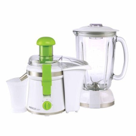 NESCO JUICER / BLENDER - GREEN TRIM