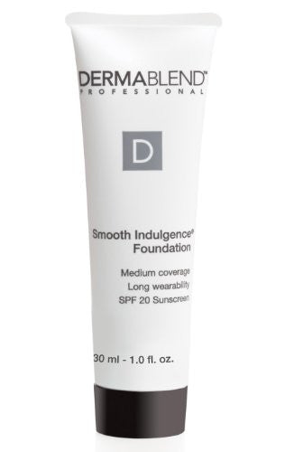 Smooth Indulgence Foundation SPF 20 - Nude Beige, 1 fl oz (Color: Soft Mahogany)