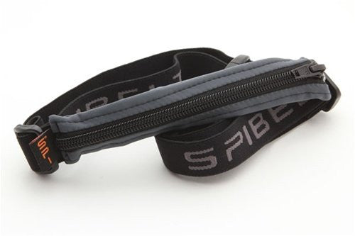 SPIBelt - Small Personal Item Anthracite w/ Black Zip