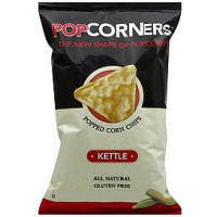 Kettle Popped Corn Chips 5.0 Oz
